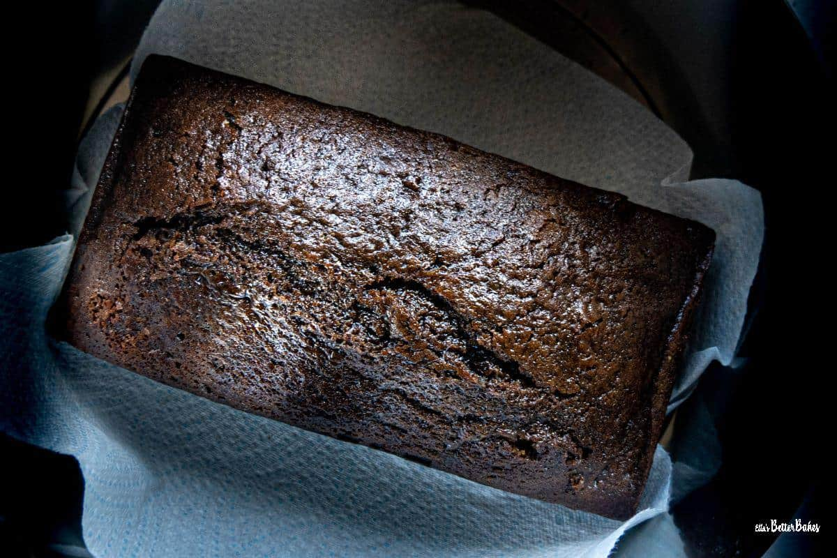 whole jamaican ginger cake